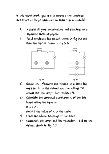 Kirchhoff 39 S Or Kirchoff 39 S Laws Practice Questions