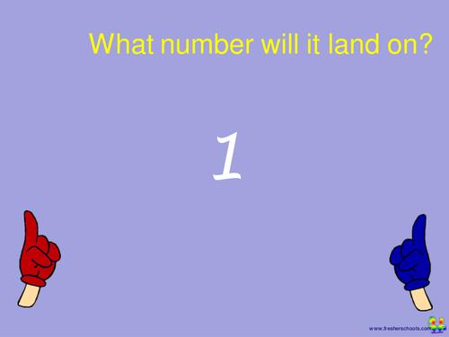 Random number selector!