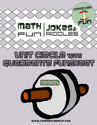 Unit Circle and Quadrants