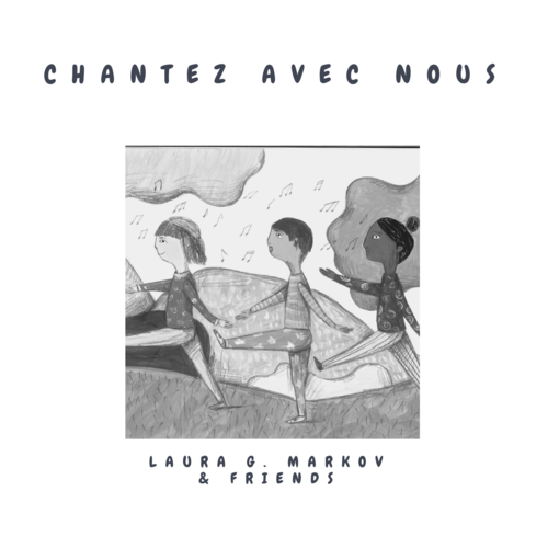 French Songs CD - CHANTEZ AVEC NOUS