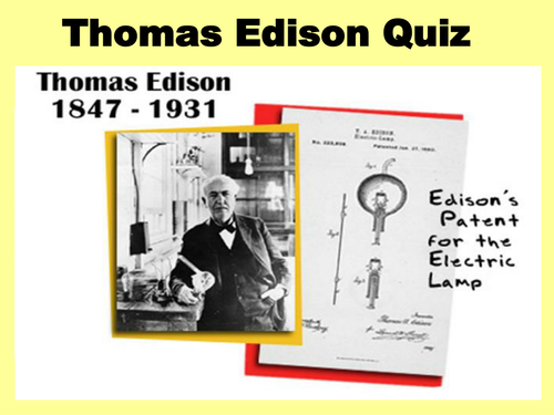 thomas edison inventor or patent thief Patents protected inventors and let them profit from their inventions what role did patents play in the work of inventors such as thomas edison the patent protects the inventor so that he has sole rights to produce, sell, and/or license the invention for 17 years.