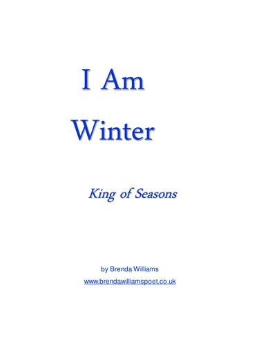 'I am Winter', King of Seasons