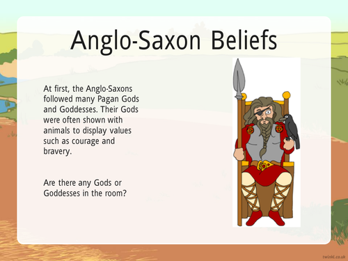an overview of the history of the anglo saxon belief in christianity With his defeat of penda at the battle of winwaed in 655, oswiu of northumbria established himself as the most powerful of the anglo-saxon kings christianity in anglo-saxon england bede records that in the period of upheaval after the departure of the romans from britain, a christian mission.