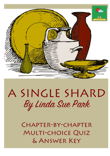 A SINGLE SHARD ~ Multiple-choice Quiz - Chapter-by-chapter + Answer Key