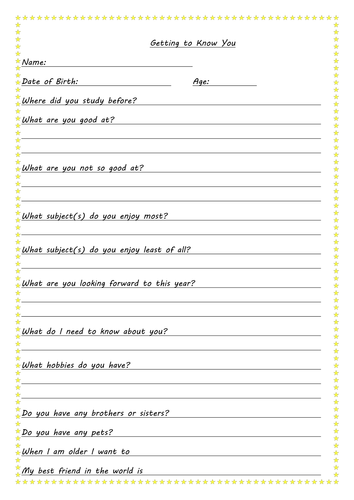 Get to Know You Packets for Sch Therapy    Sch Room News furthermore Printables  Getting To Know You Worksheet For Adults in addition Getting to Know You ESL Activities Games Worksheets further Getting to Know You Worksheets   Winonarasheed also Get to Know You    Everyday Sch   Everyday Sch likewise First Week Get to Know You Lesson Plan in addition  besides Best Images Of Get To Know Me Worksheet Get To Know You Get To Know besides Getting to Know You Worksheets   Siteraven besides Worksheet   Getting To Know You Questions For Kids The Best likewise Worksheet Design   Pre All Aboutrksheets For Kids Alphabet further  also Getting To Know You   Lessons   Tes Teach together with Getting To Know You Worksheet Pdf To Print   Free Educations Kids moreover Student Info Beginning of Year Social Media Printable   clroom likewise teamwork worksheets for elementary students – newstalk info. on getting to know you worksheets