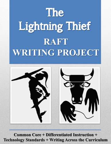The Lightning Thief Raft Writing Project Rubric By Mistermitchell3