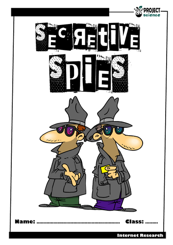 Secretive Spies