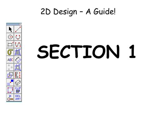 2D Design Class Guide and Activities by gemmataylor82
