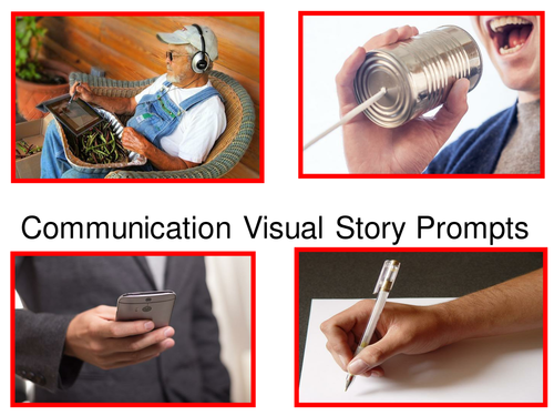 Communication Visual Story Prompts