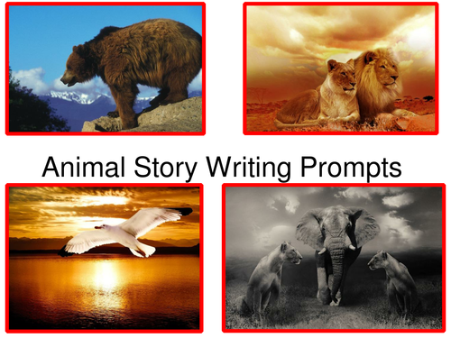 Animal Story Writing Prompts