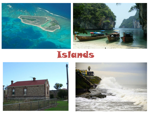 30 Island Photos PowerPoint Presentation