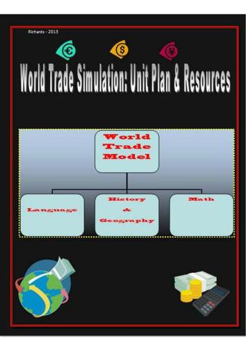 World Trade Simulation Unit