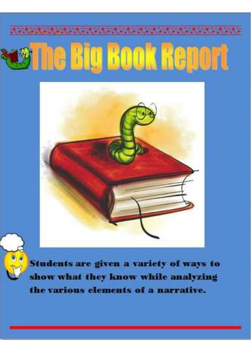 The Big Book Report