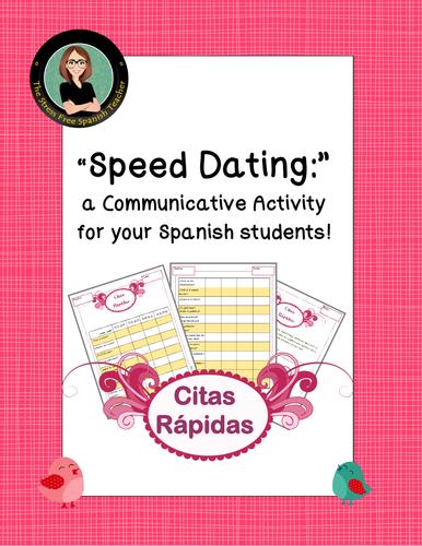 Juego-Speed-Dating en español
