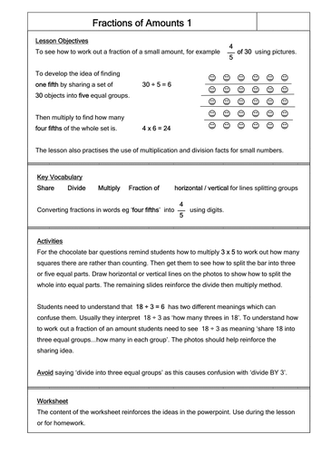 Skillsheets Teaching Resources Tes