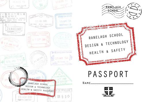 D&T Health & Safety Passport