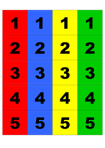 AfL - Random selector spinners