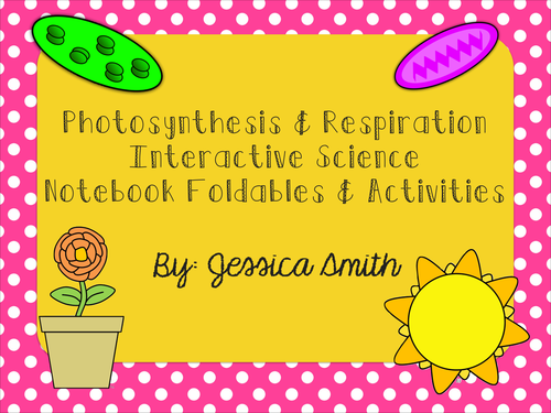 Photosynthesis respiration science interactive notebook resources photosynthesis respiration science interactive notebook resources foldables by smithscienceandlit teaching resources tes ccuart Image collections