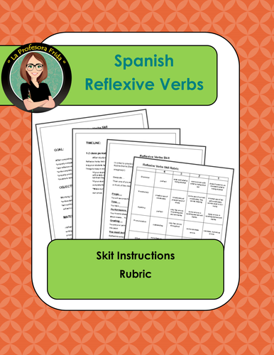 spanish reflexive verbs worksheet pdf
