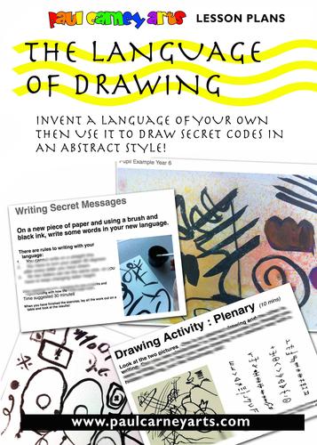 Language of Drawing