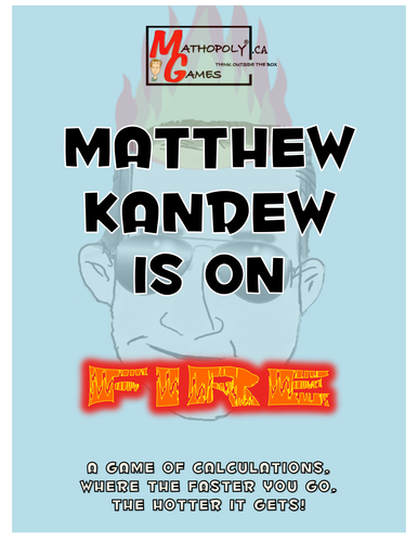 Fire - Matthew Kandew - Mental Math - Addition Subtraction Multiplication Division
