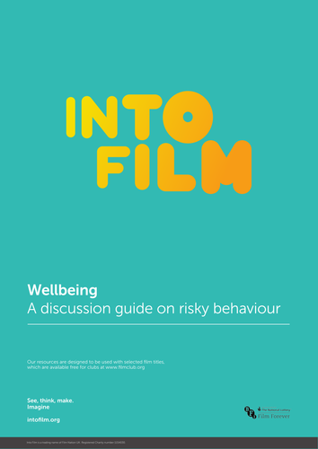 Wellbeing: a discussion guide for risky behaviours