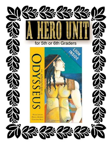Odysseus - A Hero Unit