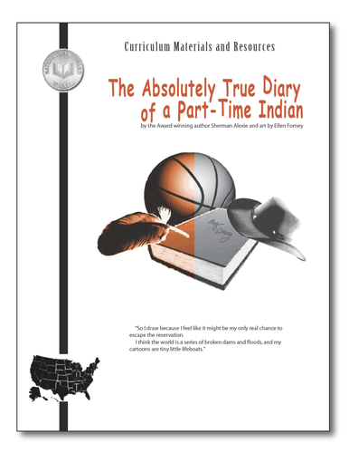 the absolutely true diary of a part time n sample the absolutely true diary of a part time n sample activities quiz essay passage test by academiclessons teaching resources tes