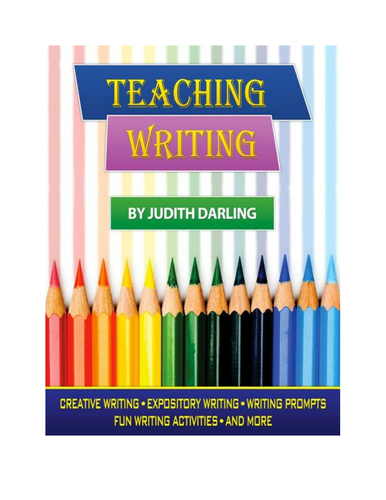 THE LITTLE BOOK ON HOW TO REALLY TEACH EXPOSITORY WRITING
