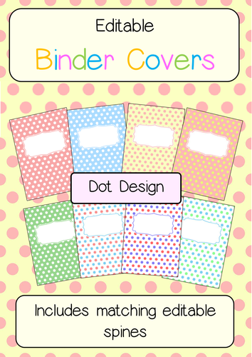 Book Cover Template Tes ~ Eyfs folder cover by uk teaching resources tes