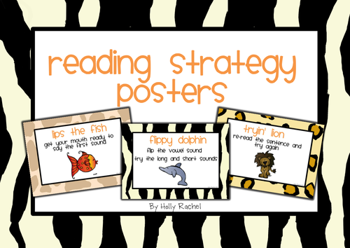 Decoding Strategy Posters