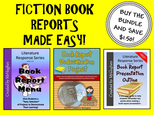 Buying a book report