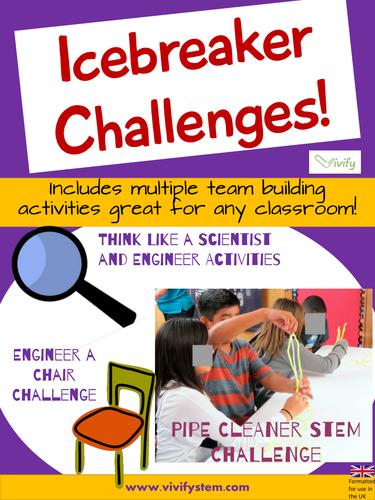 Engineering Design Icebreaker Activities