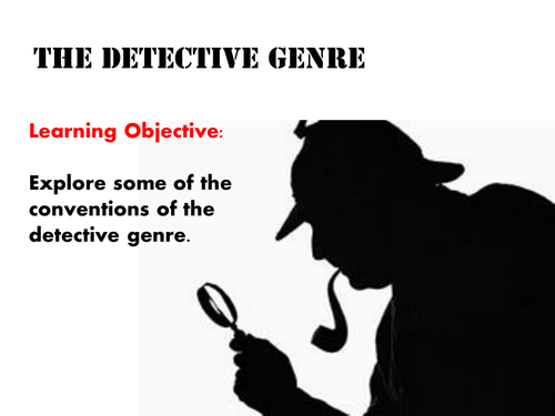 Detective Genre and Hound of the Baskervilles scheme of work