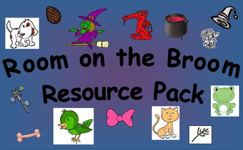 Room on the Broom Resource Pack