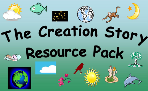 The Creation Story Resource Pack