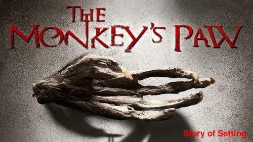 """The Monkey's Paw"" by W.W. Jacobs - Introductory PowerPoint Presentation"