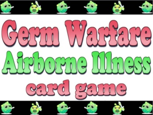 Airborne Illness card game