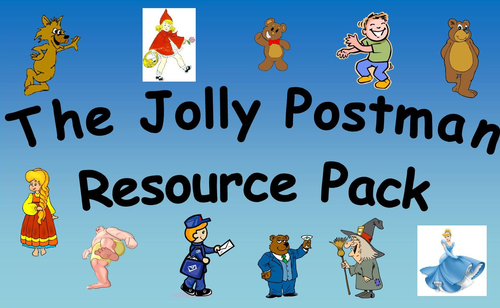 The jolly postman resource pack by bestprimaryteachingresources the jolly postman resource pack by bestprimaryteachingresources teaching resources tes spiritdancerdesigns Images