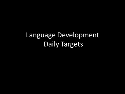 CELDT and Language Development Practice