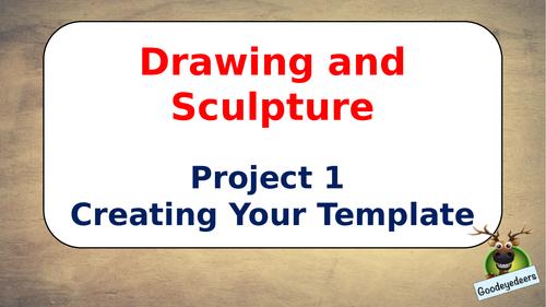 Art & Design Lessons for KS2 & KS3