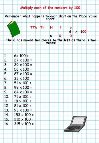 Multiplication Worksheets : multiplication worksheets ks1 tes ...