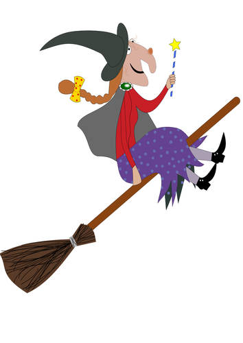 Room on the Broom Resources