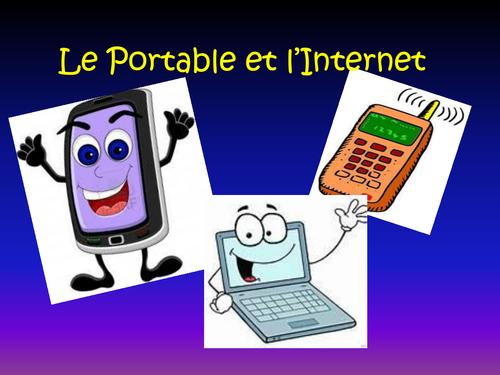 Le Portable et Internet