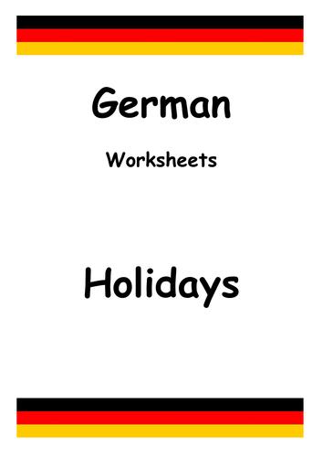 german resources 39 s shop teaching resources tes. Black Bedroom Furniture Sets. Home Design Ideas