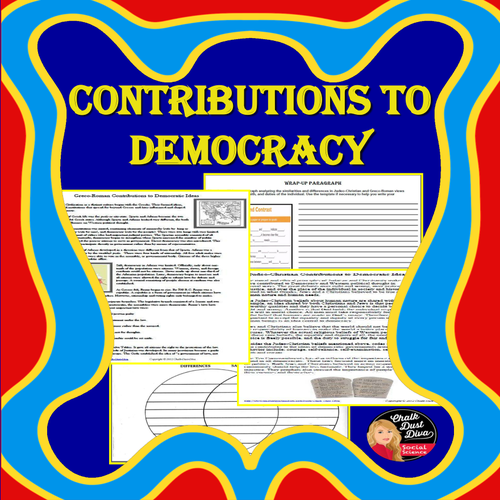 World history questions about democracy?