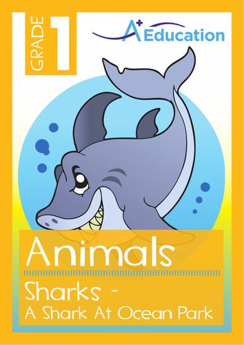 Animals - Sharks (I): A Shark at Ocean Park - Grade 1