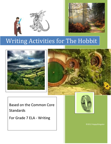 """essay questions on the hobbit """"hringboga heorte gefysed"""" by jrr tolkien used with permission we think tolkien is a great author, and you can learn a lot about the craft of writing, the english language (and maths and science and citizenship and lots more) by reading his works."""