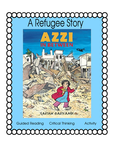Azzi in Between - A Refugee's Story