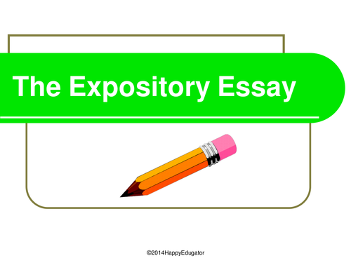 expository essay teaching resources Thankfulwriting easy intro to expository writing lesson by laura candler teaching resources ~ wwlauracandlerco.